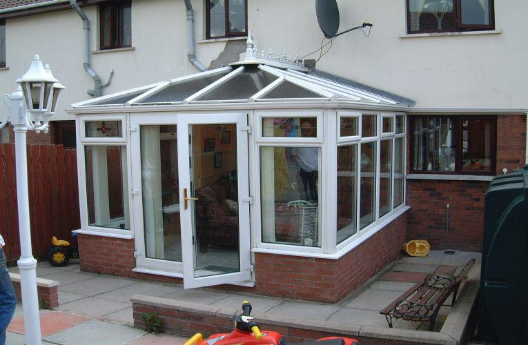 Sliding French Patio Doors